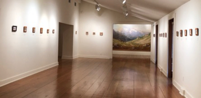 Siegrist Exquisite Miniatures Exhibition at the Hiram Blauvelt Art Museum
