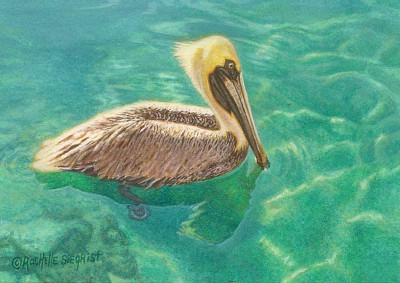 On Blissful Seas by Rachelle Siegrist