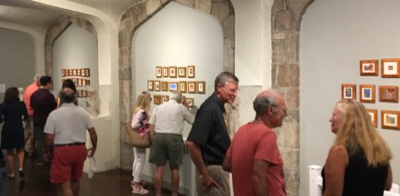 Siegrist Exquisite Miniatures Exhibition at the Stamford Museum