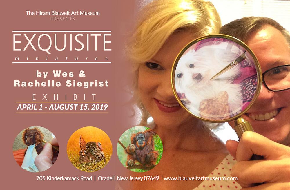 Exquisite Miniatures at the Hiram Blauvelt Museum