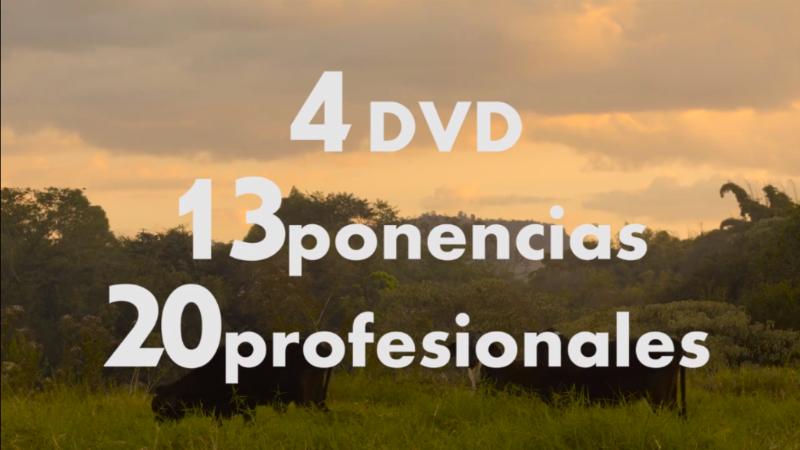 A la venta DVD Jornadas Ganadería y Pesca Sostenible