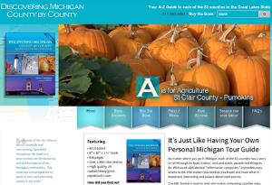 Discovering Michigan County by County Website