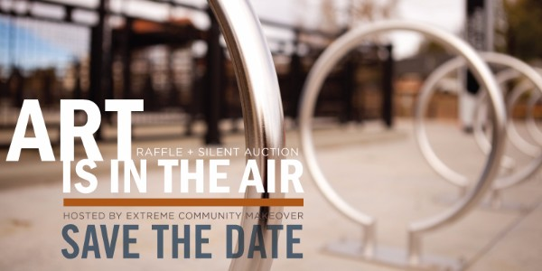 SAVE THE DATE for ART IS IN THE AIR