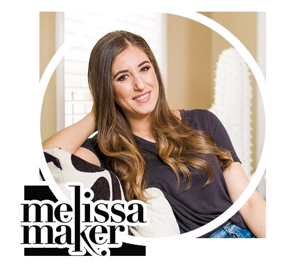 Melissa Maker Photo and Logo