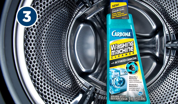 Carbona Washing Machine Cleaner