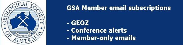 GSA Member email subscriptions