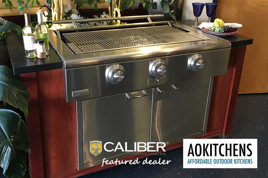 Caliber Featured Dealer, AOKitchens, Maryland