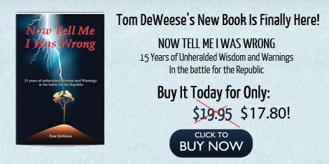 Buy Tom's Book on Amazon