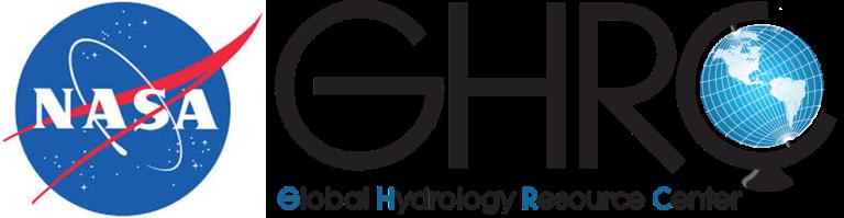 NASA & GHRC logos