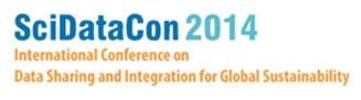 SciDataCon 2014 Logo