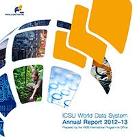 ICSU-WDS Annual Report 2012-13