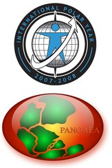 IPY & PANGAEA Logos