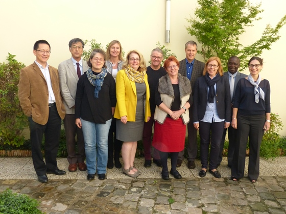 New Scientific Committee at WDS-SC#13