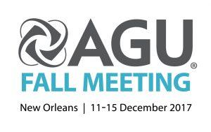 AGU 2017 Logo