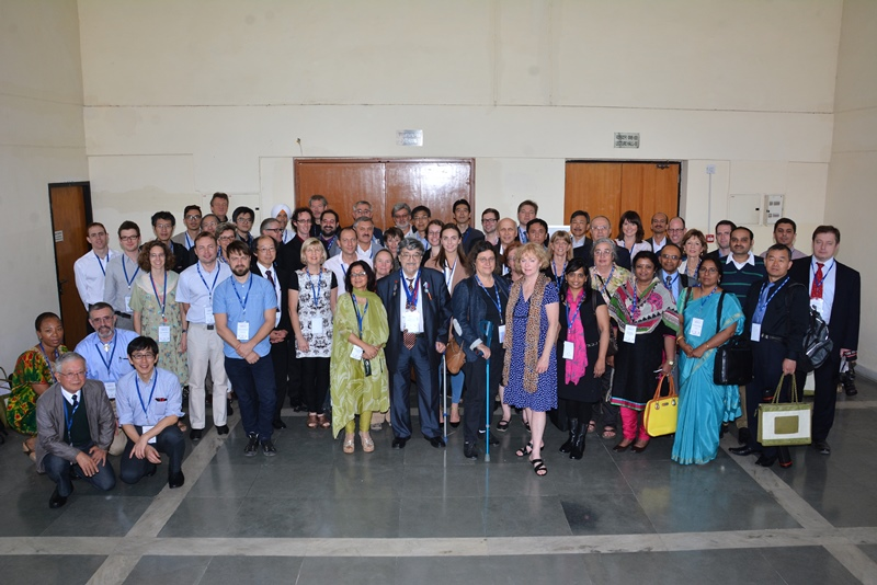 Participants of the 2014 WDS Members' Forum