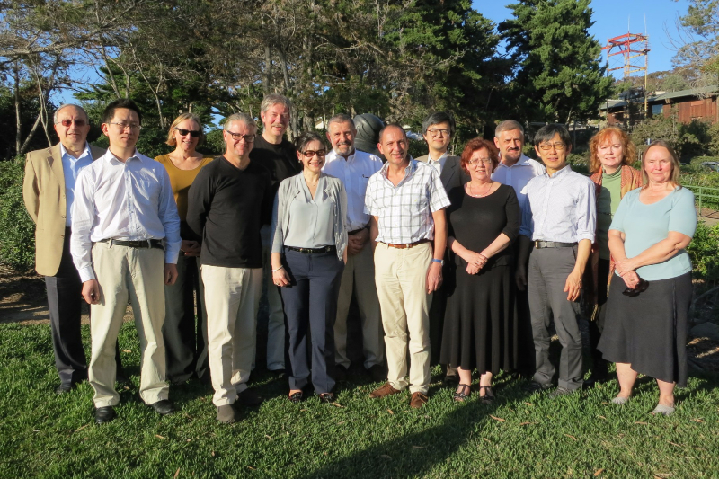 12th Meeting of the WDS-SC at Scripps Institution of Oceanography, San Diego
