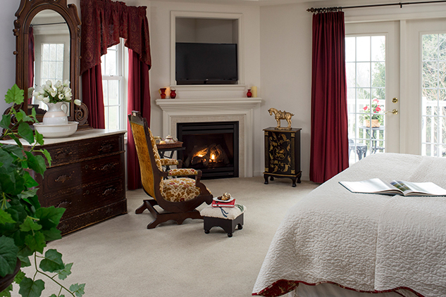 Romantic & Relaxing Rooms