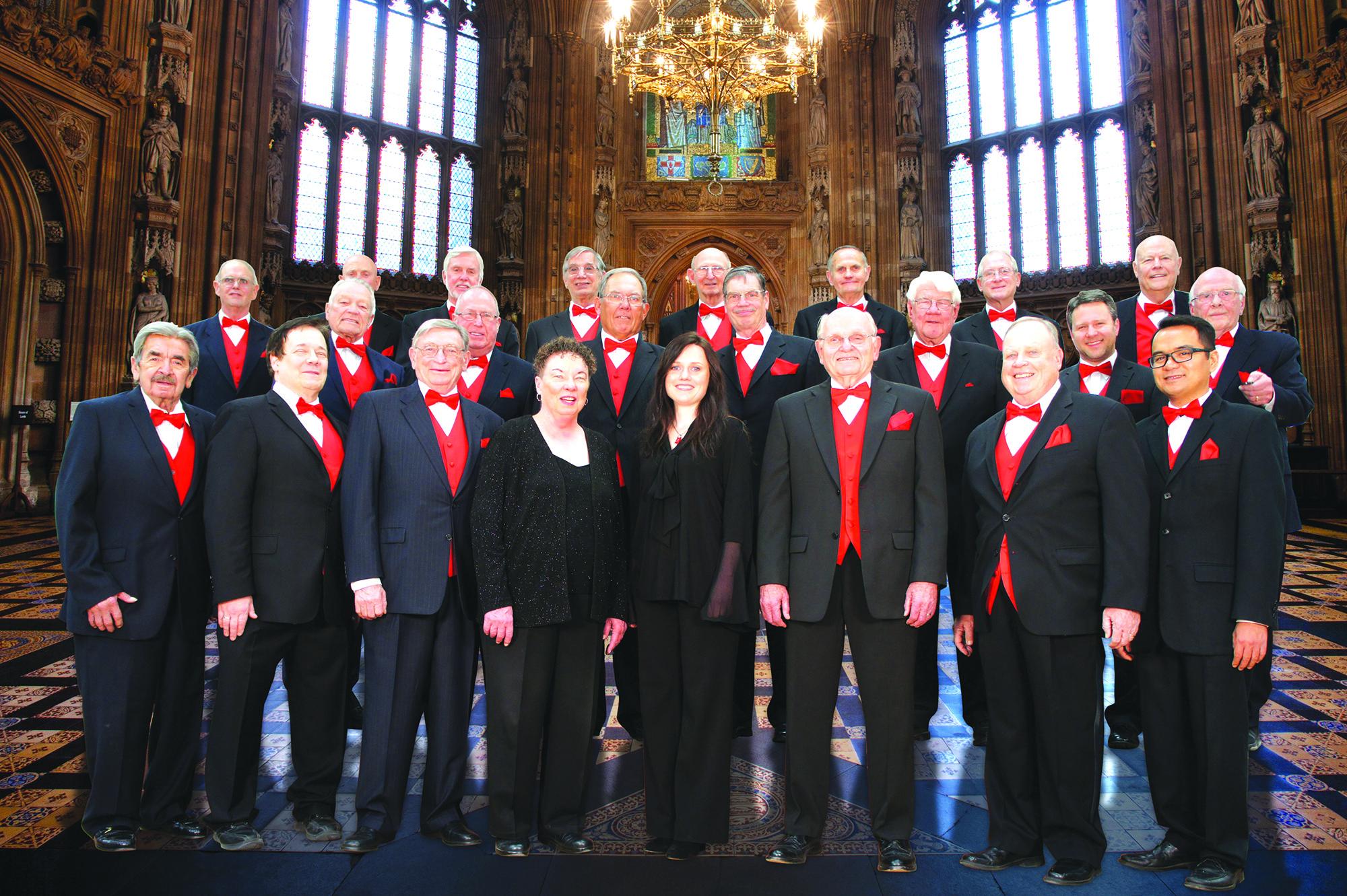 singing men of oakbrook