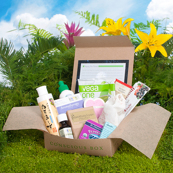 Conscious Box Subscription Giveaway