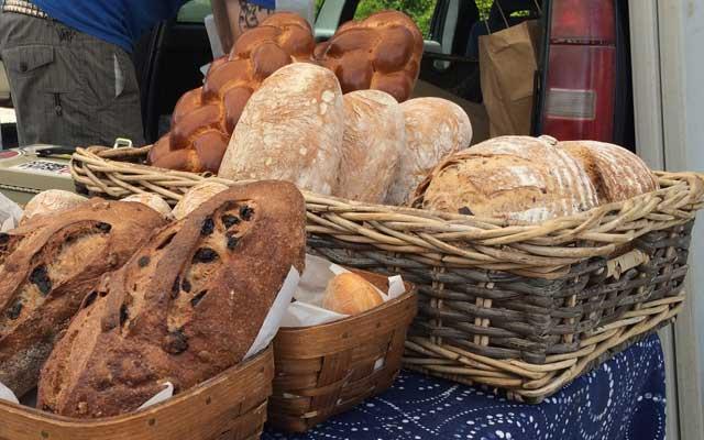 Brazen Baking loaves
