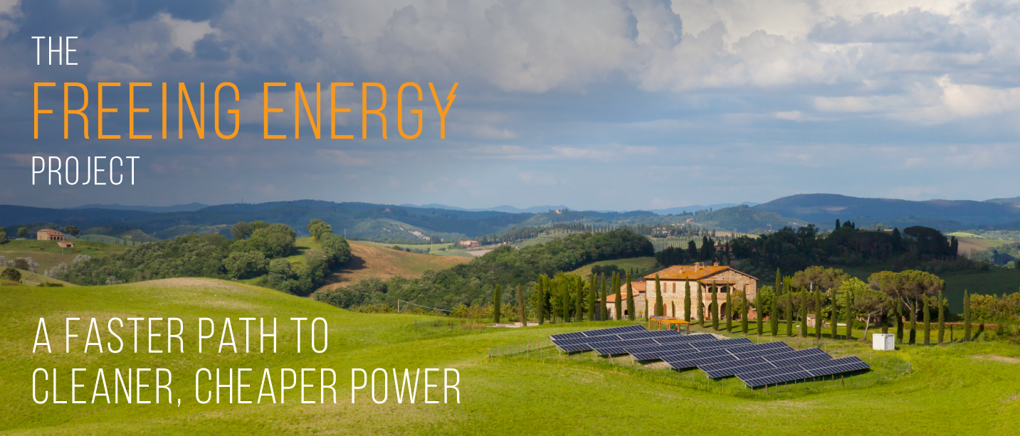The Freeing Energy Project