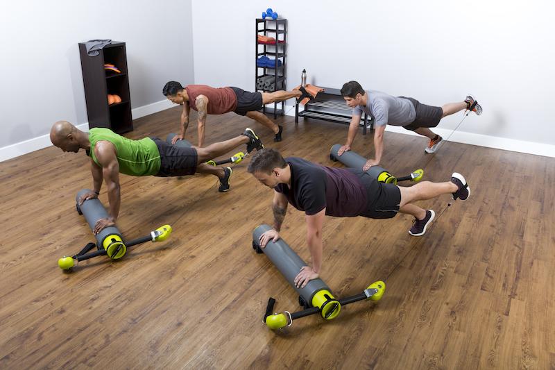 MOTR di Balanced Body: classi da 6 a 12 persone.