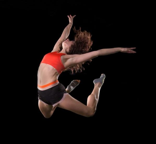 I nuovi Toes Sox per Danza, Fitness, Pilates e tempo libero presentati al pubblico.