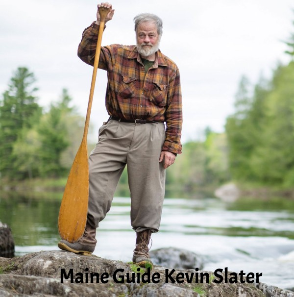 Maine guide Kevin
