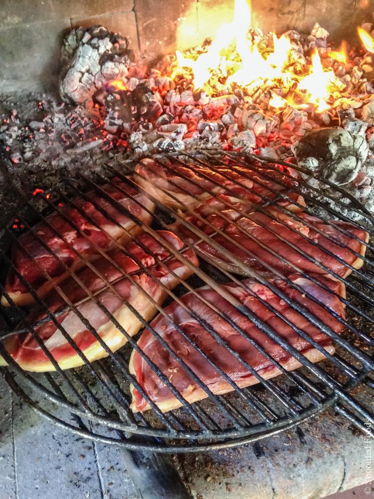 Duck Breast BBQ