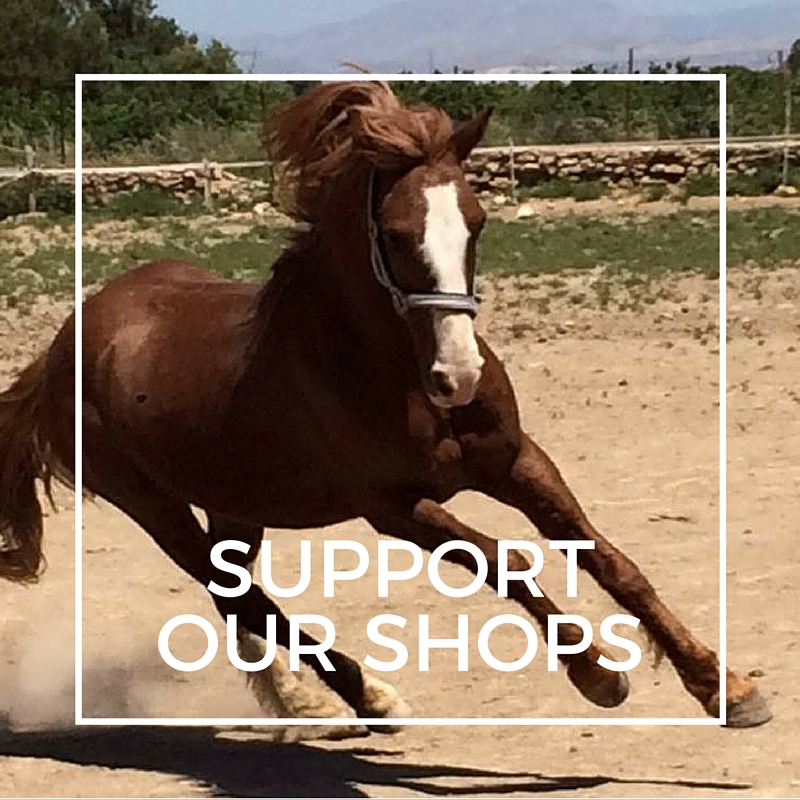 Support our shops