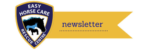 Easy Horse Care Rescue Centre newsletter