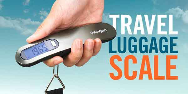 Spigen Luggage Scale