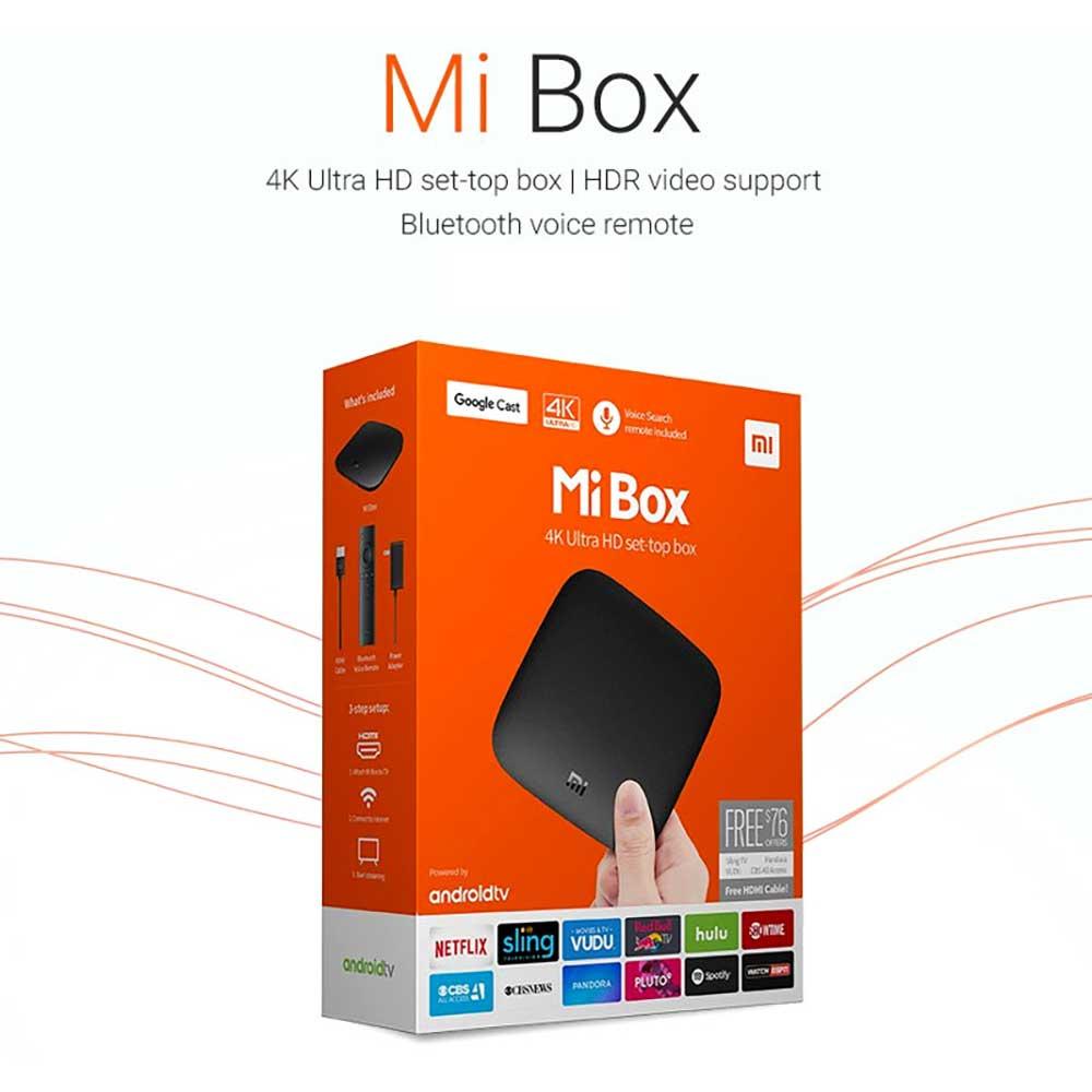 Mi Box in Pakistan
