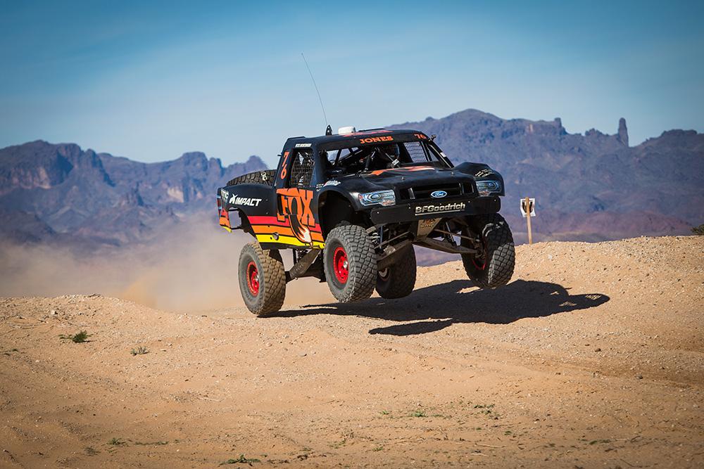 FOX Trophy Truck