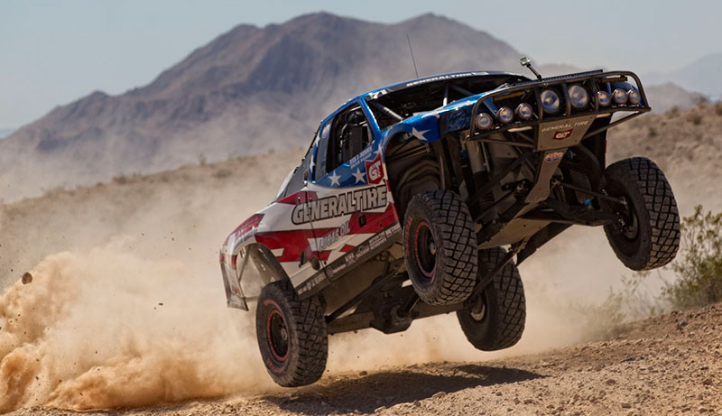 Mint 400 Off-Road Race