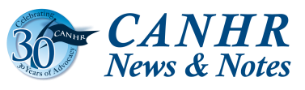 CANHR News and Notes