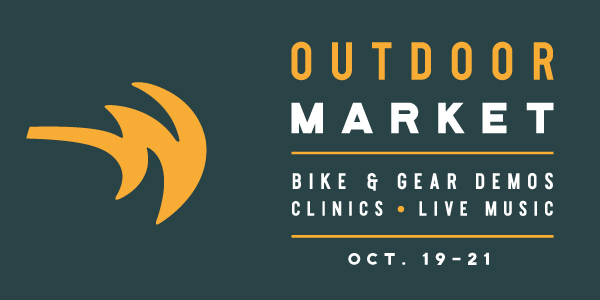 Outdoor Market Bike Demo