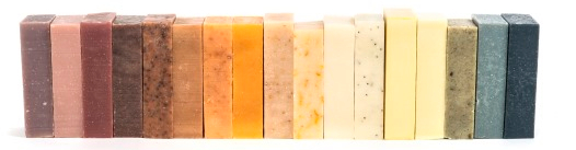 Core range from ALL NATURAL SOAP Co.