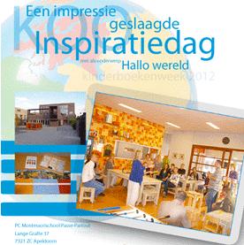 Inspiratiemiddag Montessori KOO 19 sept. 2012
