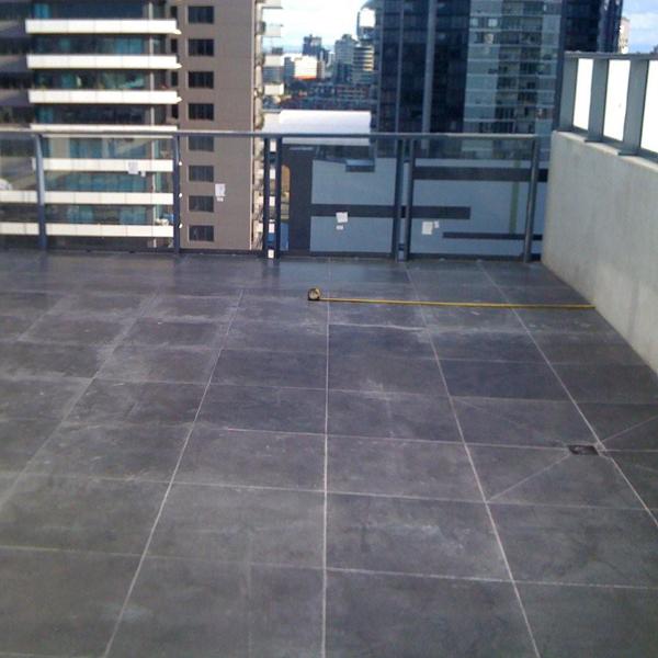 h2o designs South Melbourne Rooftop with LICOM76
