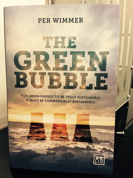 Per Wimmer's The Green Bubble to be launched this month!