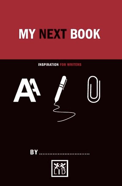 My next book