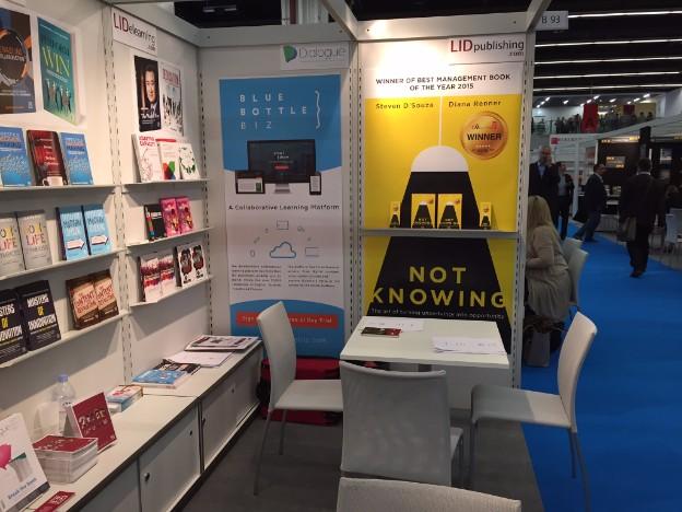 LID at the Frankfurt Book Fair 2015