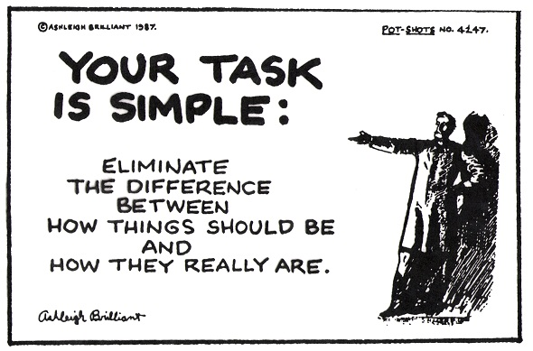 Your Task Is Simple