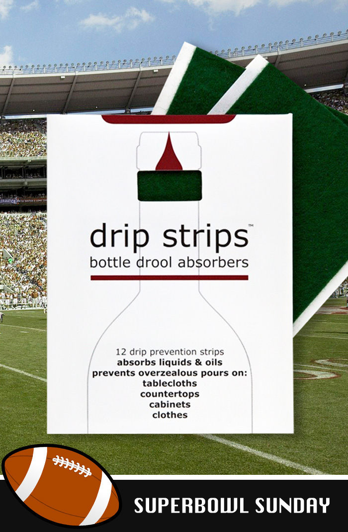 Drip Strips
