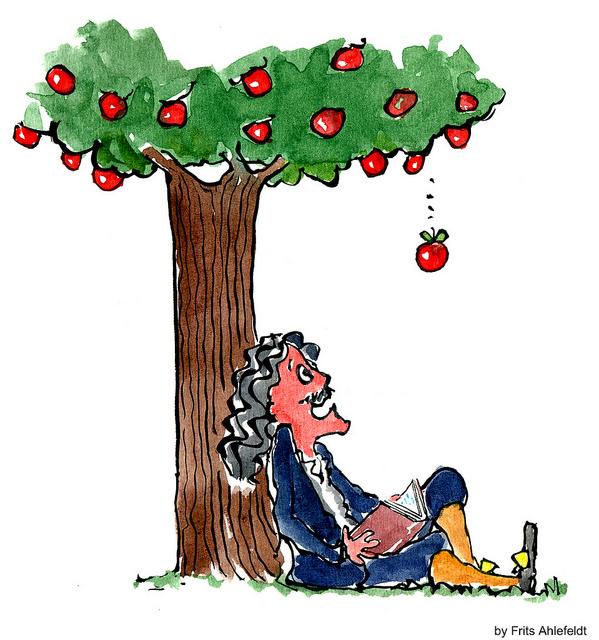 It's an Apple Tree
