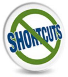 Not a Shortcut