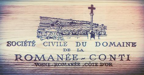Domaine de la Romanee-Conti box