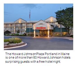 Howard Johnson Plaza Portland, Maine