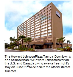 Howard Johnson offers surprise free rooms